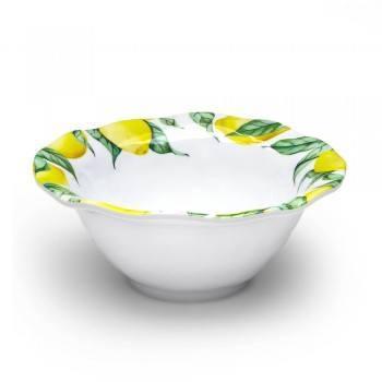 "Q Squared  Limonata Melamine Limonata 6.5"" Cereal Bowl $11.00"