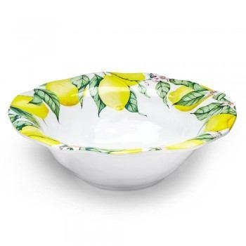 "Q Squared  Limonata Melamine Limonata 12"" Serve Bowl $46.00"