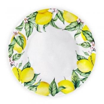 Q Squared  Limonata Melamine Dinnerware and Serveware Limonata Dinner Plate $15.00