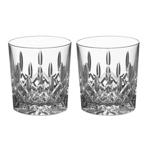 $85.00 Double Old Fashion, Pair