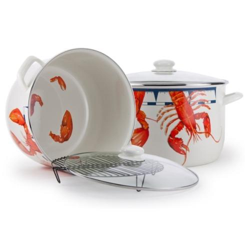 Golden Rabbit  Lobster Stock Pot, 18 Quart $145.00