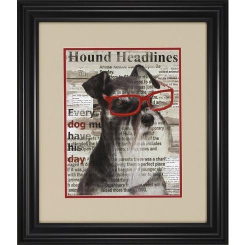 $54.00 Lucky Dog Photo Picture Print