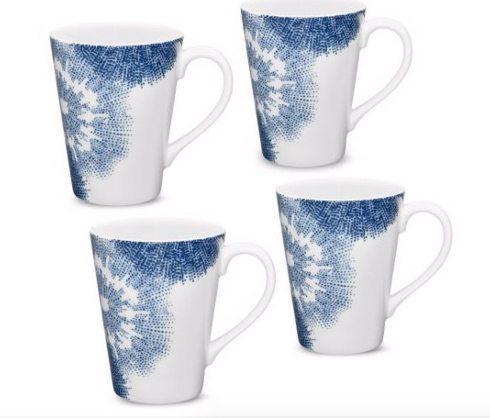 $40.00 Mugs, Set of 4