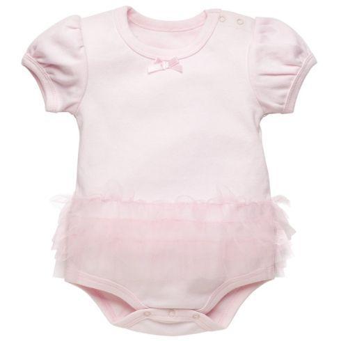 $32.00 My First Tutu (Pink) Onesie, 6-9 Months