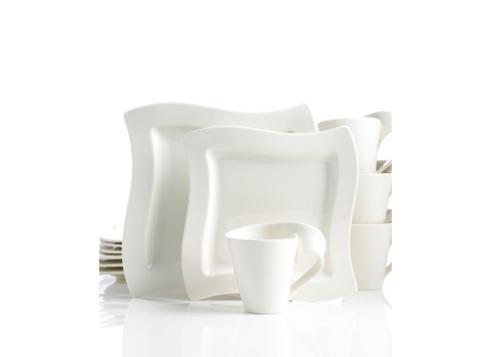 Villeroy & Boch New Wave New Wave Dinnerware 12 Piece Dinnerware Set $200.00