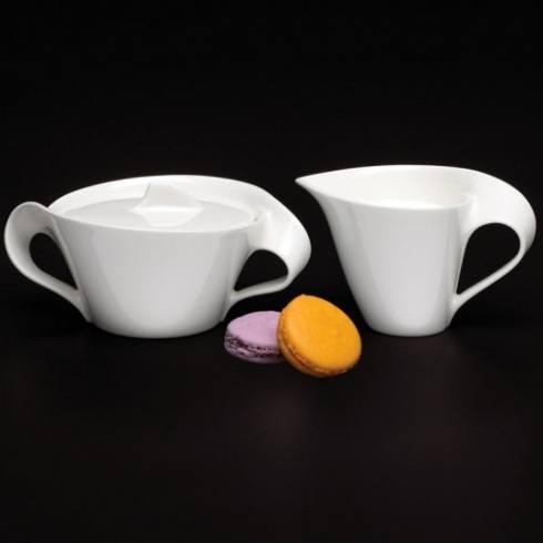 Villeroy & Boch New Wave New Wave Dinnerware Sugar & Creamer Set $50.00