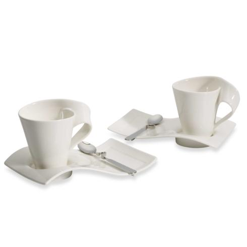 Villeroy & Boch New Wave New Wave Caffè  Coffee for Two Set $80.00