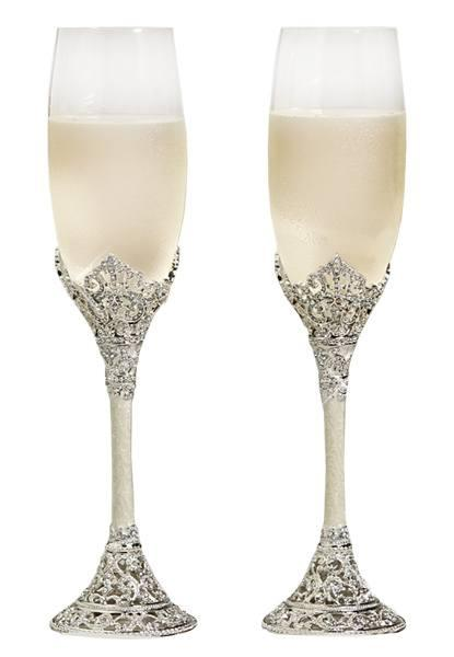 Olivia Riegel   Celebrations Toasting Flute Pair $179.00