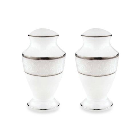 Lenox  Opal Innocence  Salt & Pepper Shaker Set $130.00