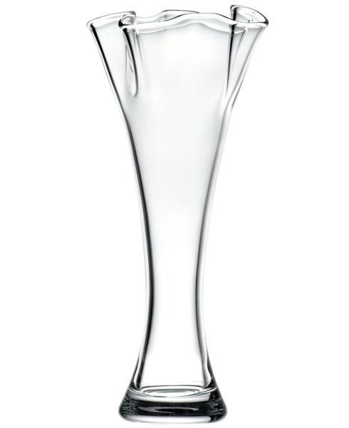 Lenox   Ruffle Cylinder Vase, 12