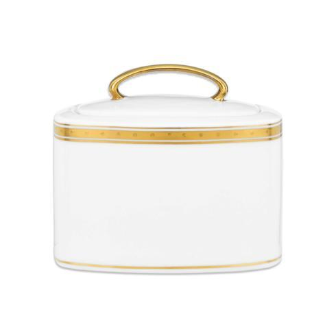 Kate Spade  Oxford Place Covered Sugar Bowl $135.00