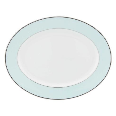 """Kate Spade  Parker Place Oval Platter, 13"""" $250.00"""