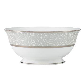 Lenox  Pearl Beads Serving Bowl $180.00