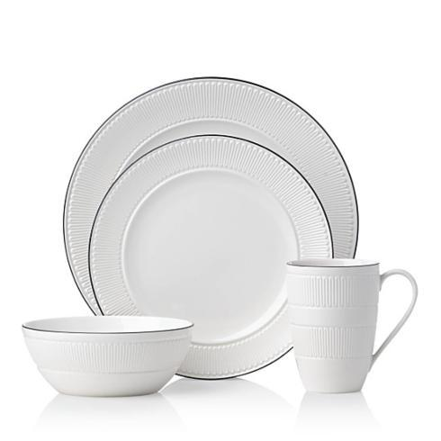 Kate Spade  York Avenue  4 Piece Place Setting $80.00