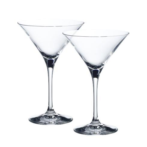 Villeroy & Boch  Purismo Martini / Cocktail Glasses, Set of 2 $25.00