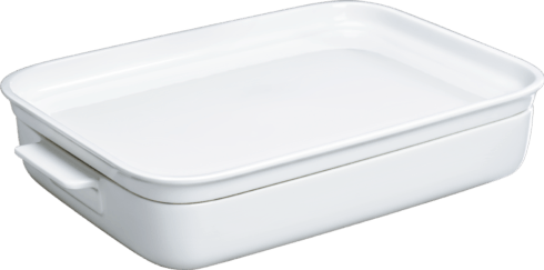 "Villeroy & Boch  Clever Cooking 13 1/4 x 9 1/2"" Rectangular Baking Dish With Lid $85.00"