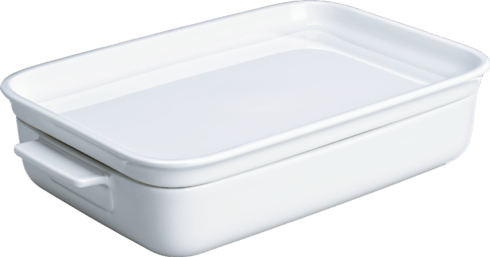 "Villeroy & Boch  Clever Cooking 11 3/4 x 7 3/4"" Rectangular Baking Dish With Lid $73.00"