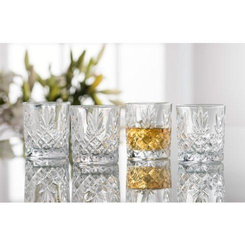 Galway Irish Crystal  Renmore Double Old Fashion, Set of 4 $39.95