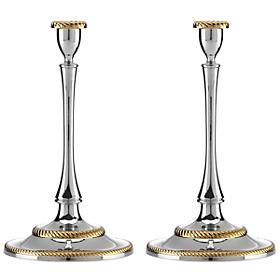Live With It by Lora Hobbs Exclusives   Roseland Candlesticks $150.00