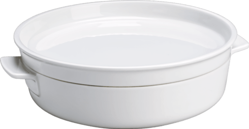 """Villeroy & Boch  Clever Cooking 9 1/2"""" Round Baking Dish With Lid $73.00"""