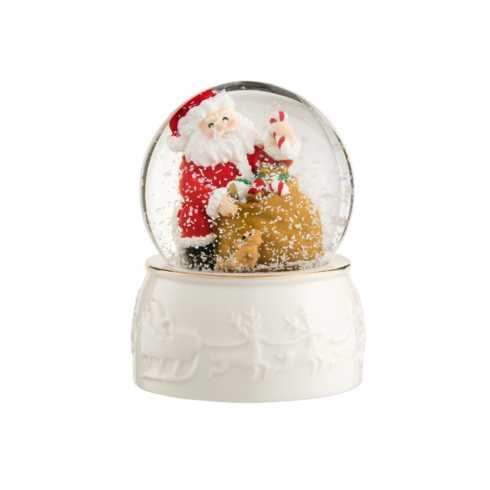 $25.00 Santa Snowglobe