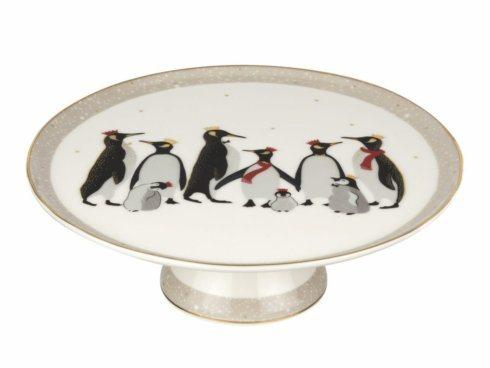 $40.00 Footed Cake Plate