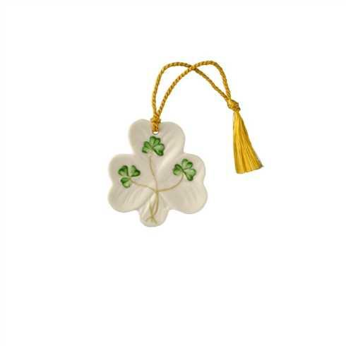 $30.00 Shamrock Shaped Ornament