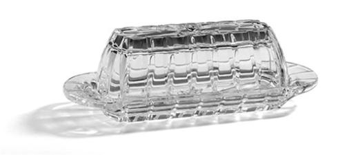 Live With It by Lora Hobbs Exclusives  Crystal Soho Covered Butter Dish $65.00