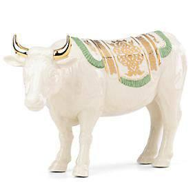 Lenox  First Blessing Nativity Standing Ox $80.00