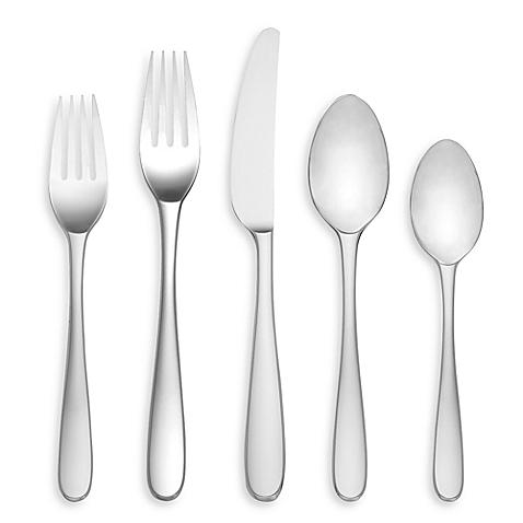 Lenox  Stratton 65 Piece flatware set $170.00