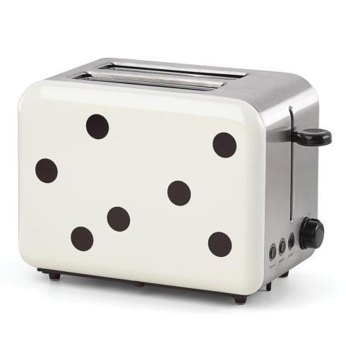 Kate Spade  Assorted Gifts for the Table and Kitchen 2 Slice Deco Dot Toaster $70.00