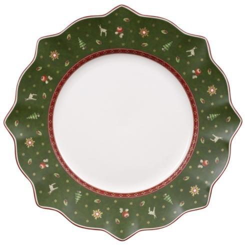 $20.00 Green Dinner Plate