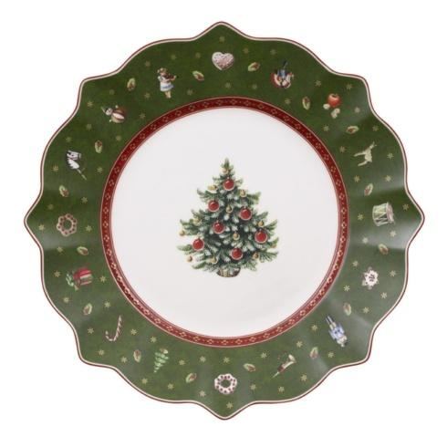 Green Salad Plate