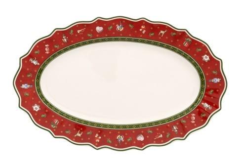 Villeroy & Boch  Toy\'s Delight Medium Oval Platter $40.00
