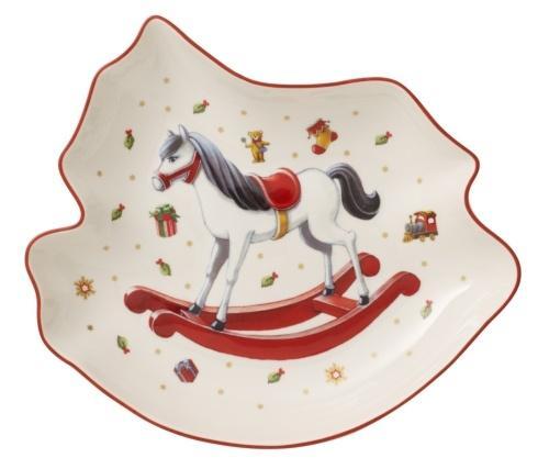 Bowl, Rocking Horse