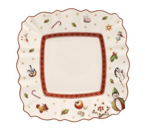 Square Bread & Butter Plate
