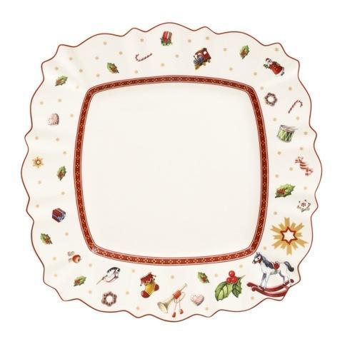 Square Dinner Plate