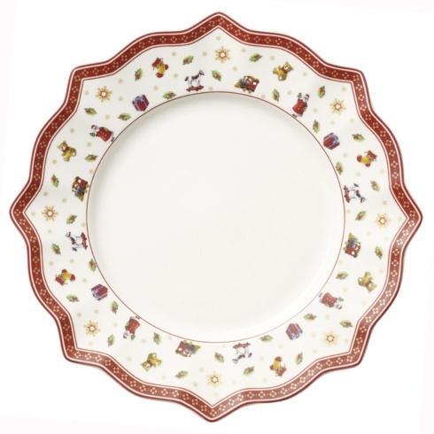 $20.00 White Dinner Plate