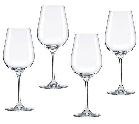 $50.00 Pinot Grigio Glass, Set of 4