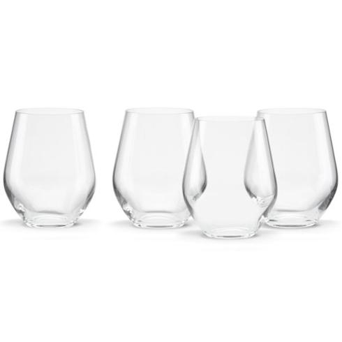 Victoria valvano patrick gallagher wedding registry at live with it by lora hobbs in peckville - Lenox stemless red wine glasses ...