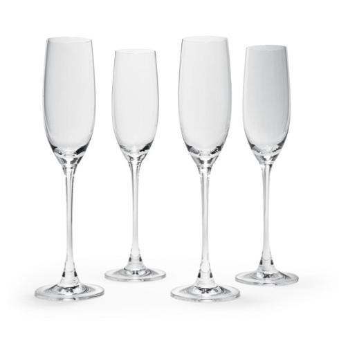 Lenox  Tuscany Classics Champagne Flutes, Set of 4 $40.00