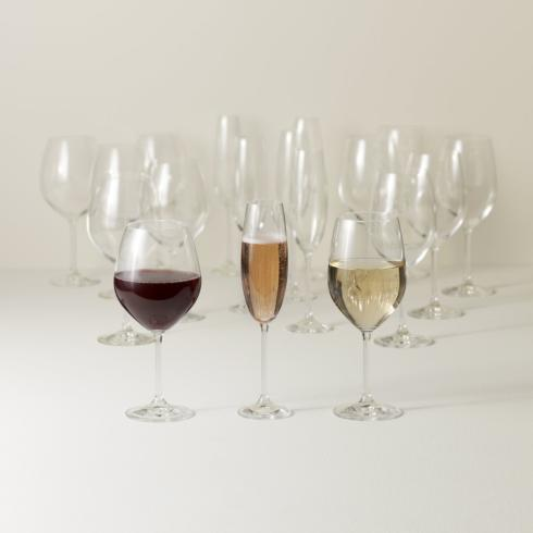 $136.00 18 Piece Assorted Wine Set
