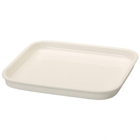 "Villeroy & Boch  Cooking Elements Square Serving Dish/Lid, 8.5"" $42.00"