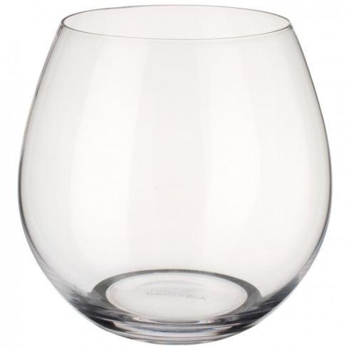 Villeroy & Boch  Entree Juice/Red Wine Stemless Glass $10.00