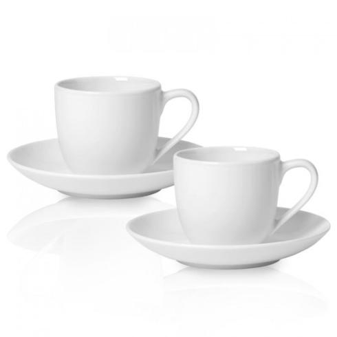 Villeroy & Boch  For Me Espresso Cup & Saucer Set: Service for Two $30.00