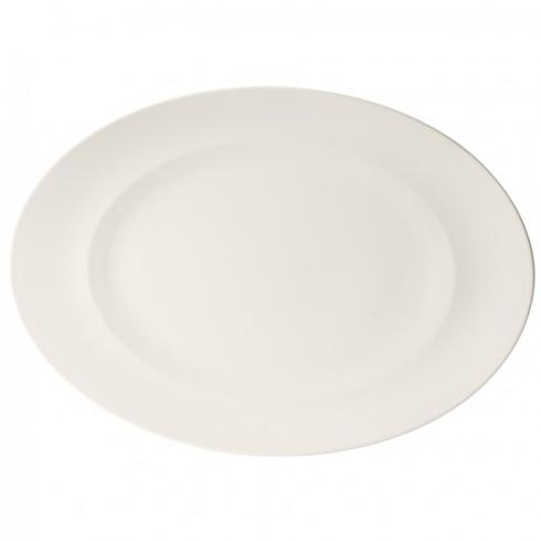 "Villeroy & Boch  For Me Oval Platter, 16"" $34.00"