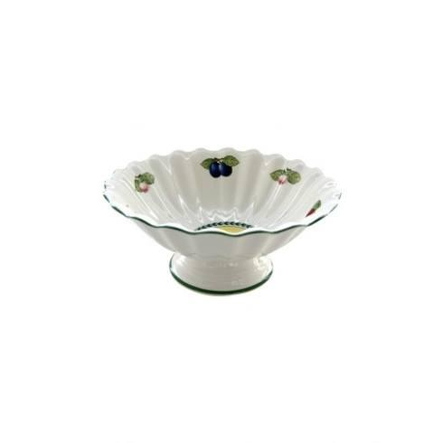 French Garden ~ Footed Fruit Bowl $212.00 $159.00