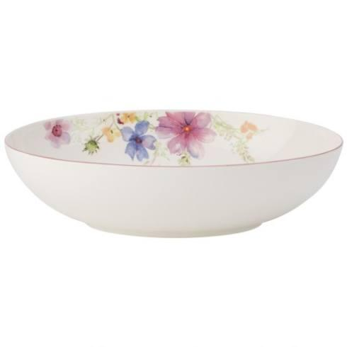 "Villeroy & Boch  Mariefleur Oblong Bowl, 12.5"" $63.00"