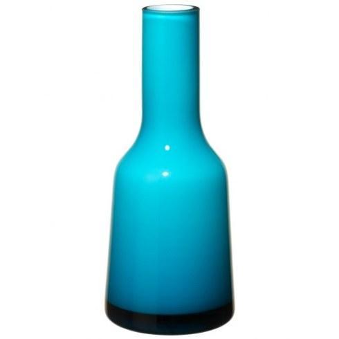 "Villeroy & Boch  Mini Vases Nek Vase, Caribbean Sea, 7.75"" $30.00"