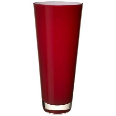 $80.00 Verso Vase Deep Cherry, 15